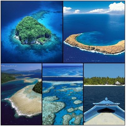 Tropical Islands Wallpapers