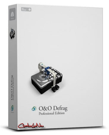 O&O Defrag Professional 12.5 Build 351 x86 and x64
