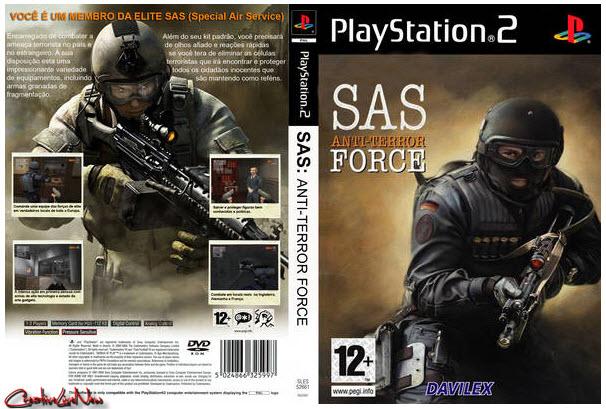 SAS Anti-Terror Force (Portable)