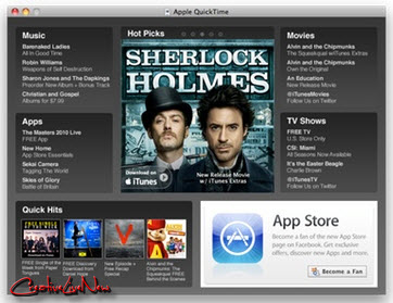 QuickTime Player 7.6.6