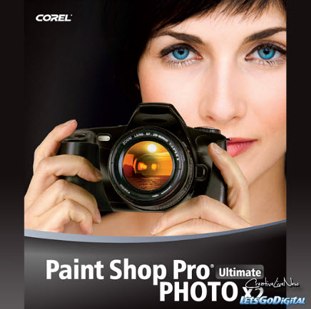 PaintShop Photo Pro X3 v13.2.0.35 Multilingual
