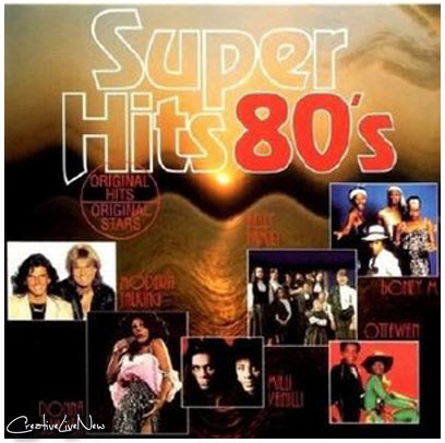 VA - Super Hits 80's