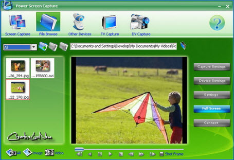 Power Screen Capture 7.1.0.243
