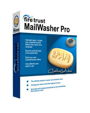 Firetrust MailWasher Pro 2010 v1.0.4 Multilingual