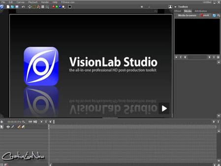 Portable FXhome VisionLab Studio Pro v1.005.014 + FXPresets Pack