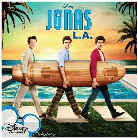 Jonas Brothers-Jonas L.A. OST 2010
