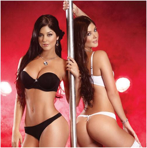 Mariana and Camila Davalos - Besame Photoshoot