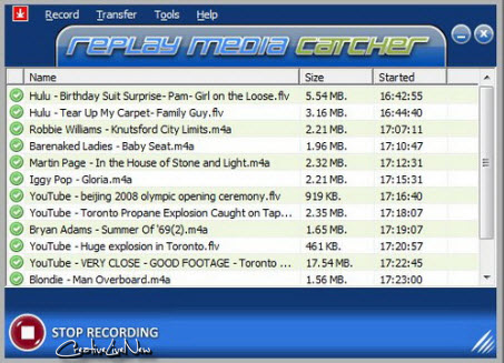 Replay Media Catcher v4.0.4 (x86/x64)