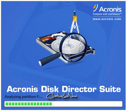 Acronis Disk Director 11 Home 11.0.216