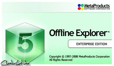 MetaProducts Offline Explorer Enterprise 5.9.3228 and (Portable)