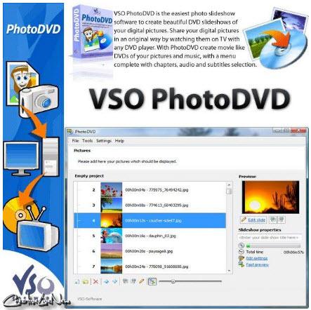 VSO PhotoDVD 4.0.0.35