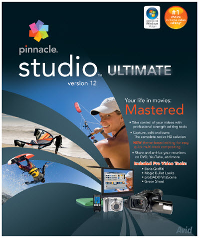 Pinnacle Studio 12 Ultimate