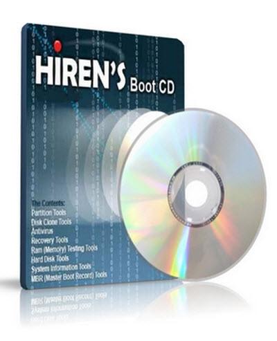 Hiren's BootCD 11.0