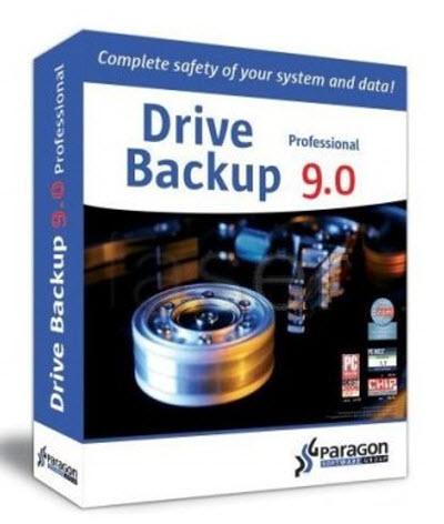 Paragon Drive Backup Server 10.0.9169