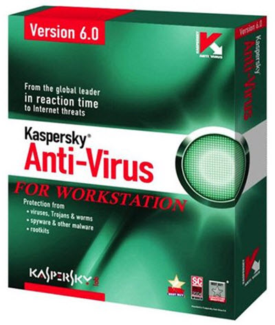 Kaspersky Anti-Virus for Windows Workstations 6.0.4.1424 MP4 CF1 (Eng/Rus/Deu)