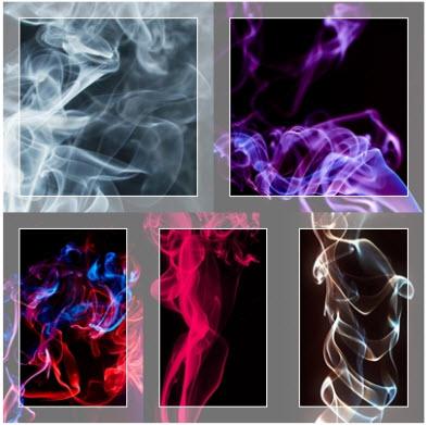 Textures - Smoke