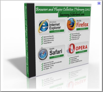 BEST Browsers and Plugins Collection August 2010