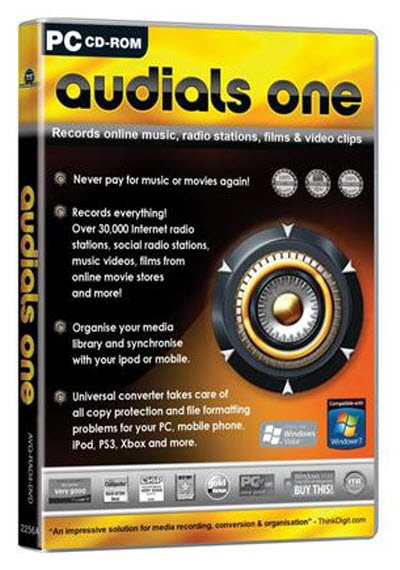 AudialsOne Platinum V4.2.13200.0