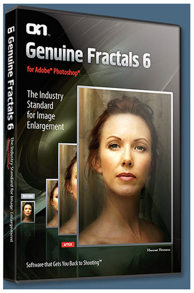OnOne Genuine Fractals Professional Edition 6.0.7