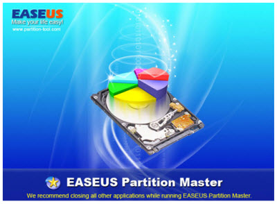 EASEUS Partition Master v6.1.1 Server Edition