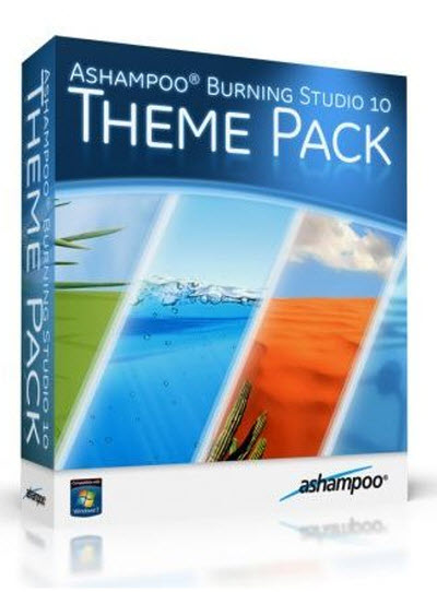Ashampoo Burning Studio 10 Theme Pack 1.0.0