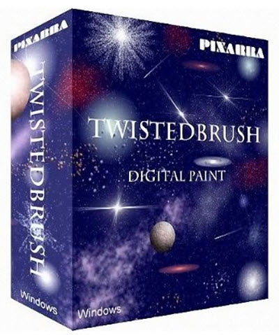 TwistedBrush Pro Studio 17.15 and Portable