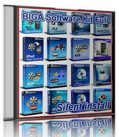 BIGA Software Kit Full Silent Install (2010/ML)