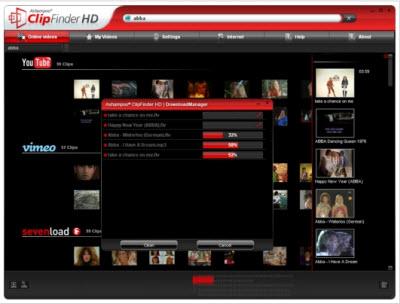 Ashampoo ClipFinder HD v2.09 Incl. Keygen