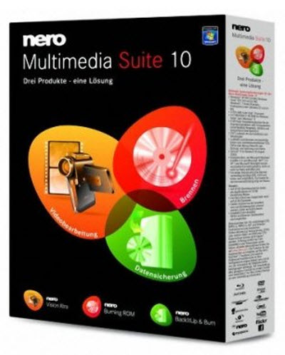 Nero Multimedia Suite 10.0.13200 + Plugins