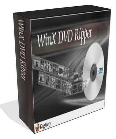 WinX DVD Ripper Platinum v5.16.2