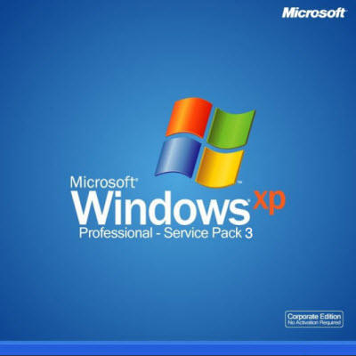 Microsoft Windows XP Professional SP3 Integrated August 2010 Corporate