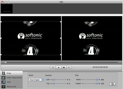 iSkysoft iMedia Converter 2.0.6 (Intel Only) | Mac Os X