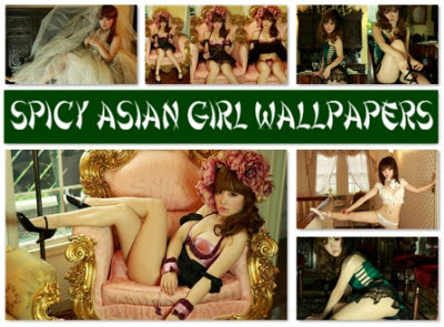 40 Spicy Asian Girl Wallpapers
