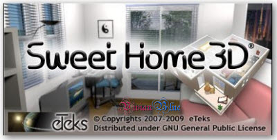 Sweet Home 3D v2.6 Portable