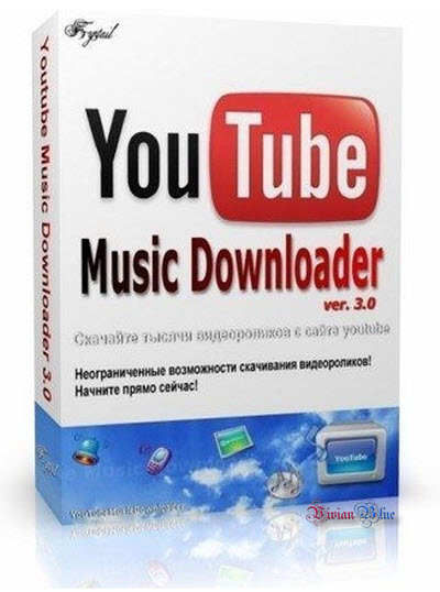 YouTube Music Downloader v3.6.0.2 Portable