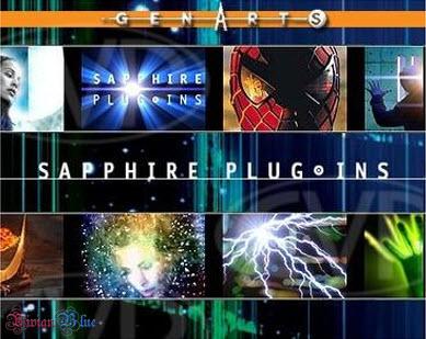 Sapphire Plug-ins 5.01 win7 CS5 64bit
