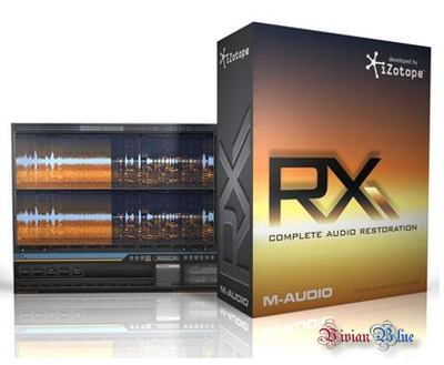 iZotope RX Advanced 1.30.768 Portable