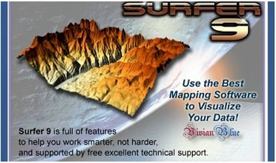 Golden Software Surfer v9.10.939