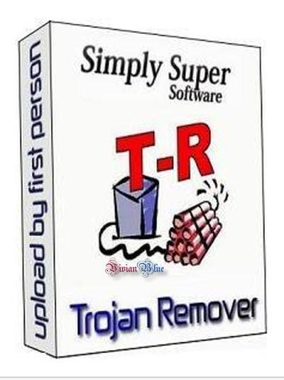 Trojan Remover 6.8.2|סילוק טרויאנים