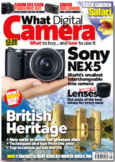 What Digital Camera – August 2010 (UK)