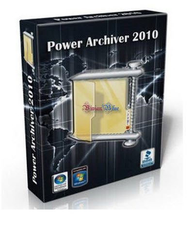 PowerArchiver Professional 2010 11.64.01 Final and Portable