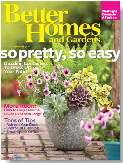 Better Homes Gardens Magazine May 2010 Free Ebooks