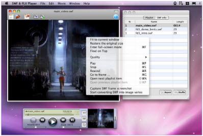 Eltima SWF & FLV Player Pro 3.0.33.5106