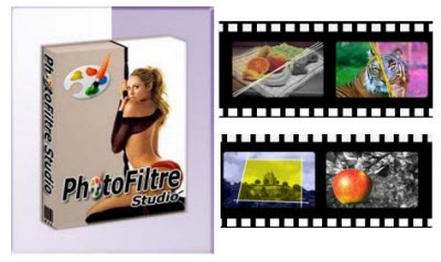 Portable PhotoFiltre Studio X v10.3.2 + 6 Topaz Plugins Multilang