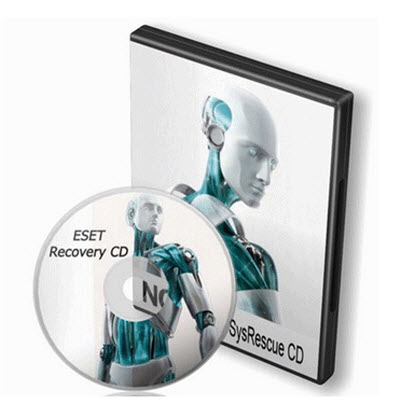 ESET SysRescue Rescue CD - Bootable Antivirus 2010