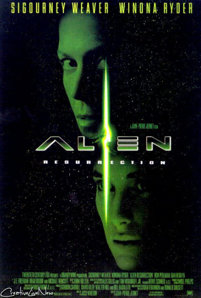Alien Resurrection (1997) BDRip XviD-DMZ