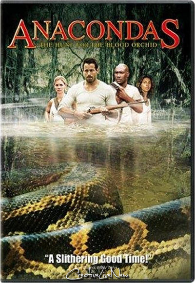 Anacondas Hunt For The Blood Orchid (2004) DVDRip XviD-DMZ