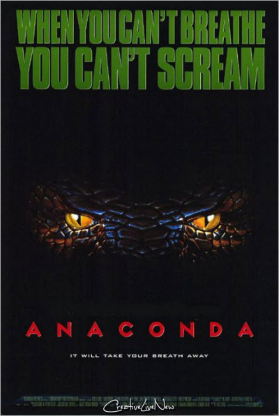 Anaconda (1997) DVDRip XviD-DMZ