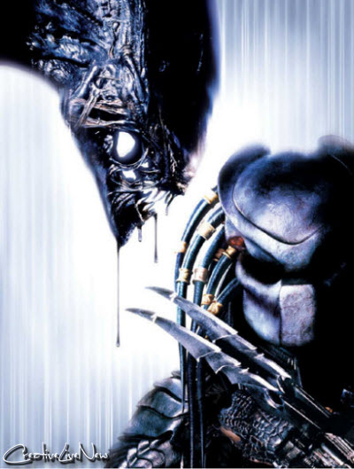 Alien/Predator/Alien vs. Predator/ Movie collection (1979-2007)