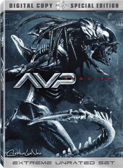 Aliens Vs Predator � Requiem (2007) DVDRip XviD